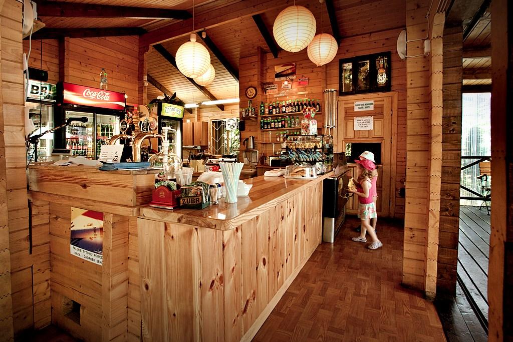 Bar przy plaży