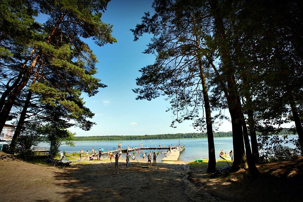 Plaża i kąpielisko
